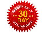 30 day satisfaction guarantee