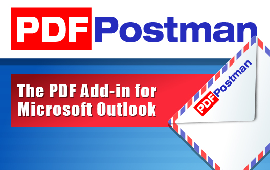 PDF Postman Email Encryption Add-on for Microsoft Outlook.