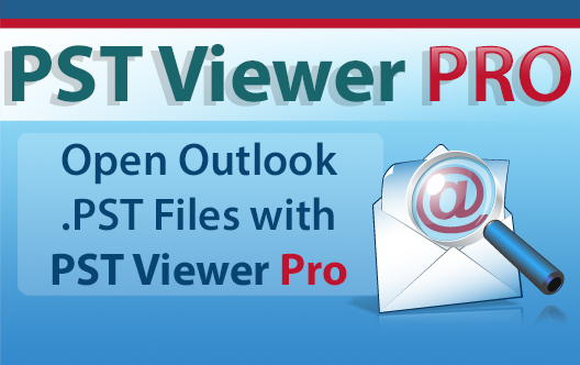 PST Viewer Pro Buscador de Archivos de Outlook.