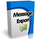 MessageExport software box.