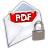 Download a sample encrypted PDF file. Password: test123